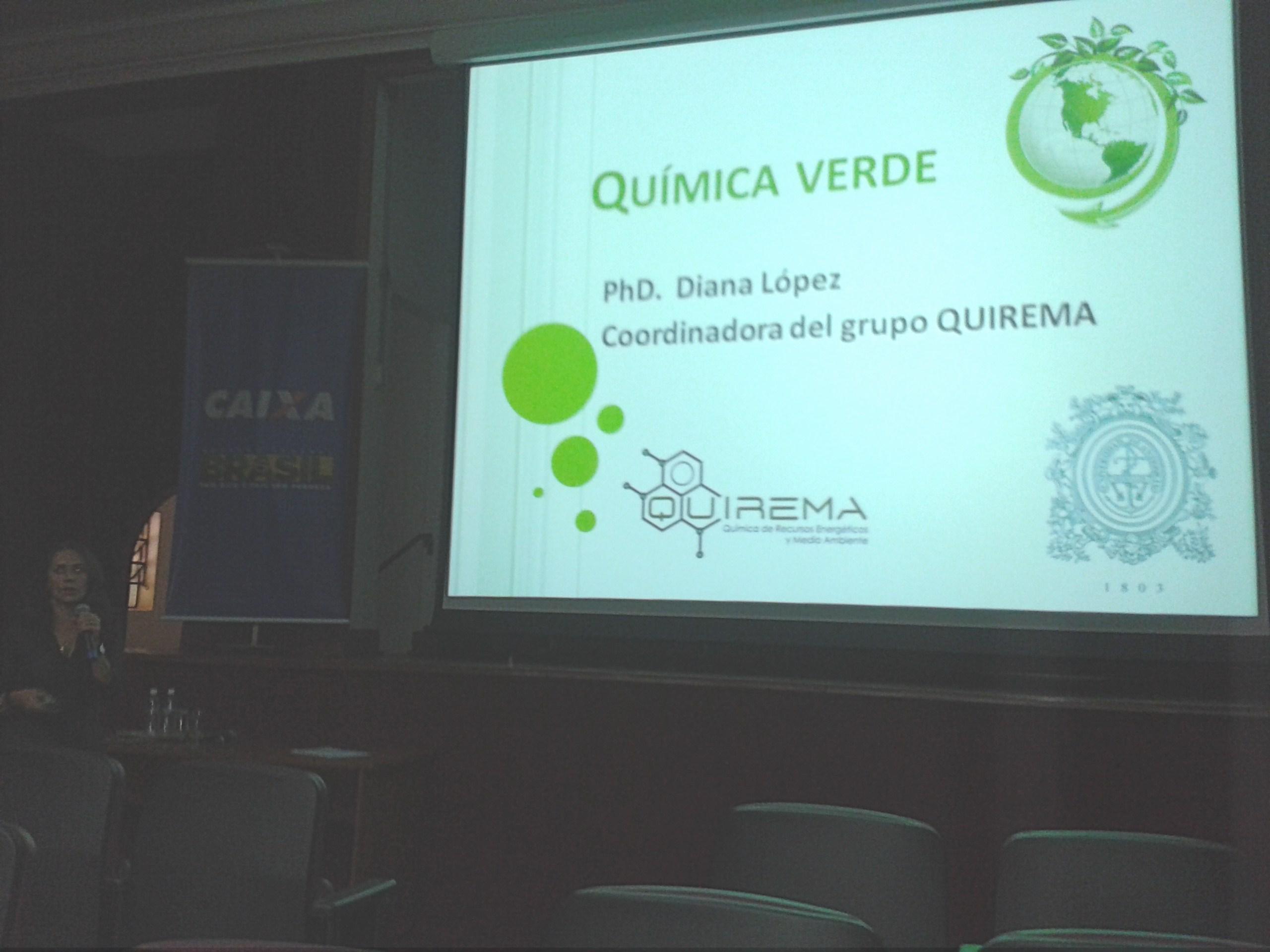 Professora Diana Lopes (Universidade de Antioquia, Colômbia). Foto: divulgação.