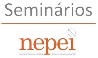 Seminário NEPEI – 23 de Junho, 14hs