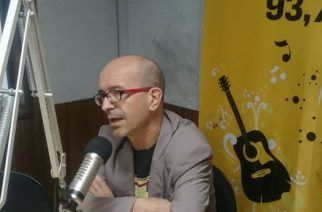 Bruno Speck, cientista político, no Ciência USP no Rádio, falando sobre financiamento eleitoral.