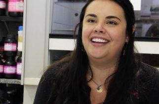 Natássia Vieira, pós-doutora pela USP e por Harvard