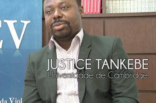 Justice Tankebe, professor de criminologia da Universidade de Cambridge, visitou o Brasil a convite do NEV