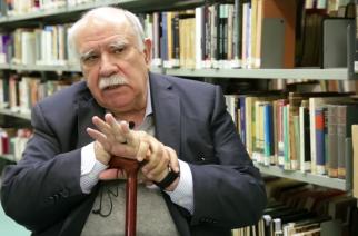 O sociólogo José de Souza Martins concede entrevista ao Ciência USP